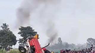 Happy Mahla stunt de Doraan Accident