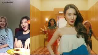 Video [FUNNY SNSD] Holiday - HyoSun Ver. VS SNSD Ver. download MP3, 3GP, MP4, WEBM, AVI, FLV Oktober 2017