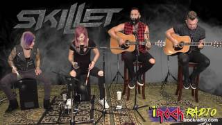iRockRadio.com - Skillet (Acoustic) - Monster