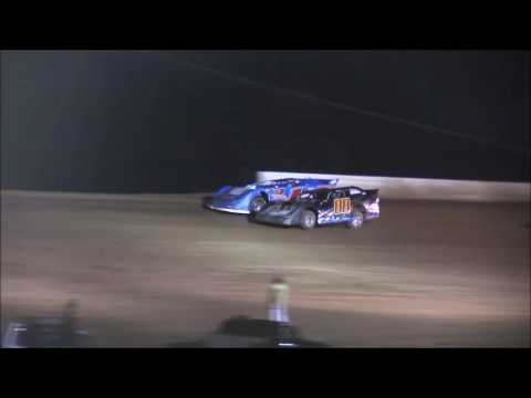 AMRA/STARS Late Model B-Main #1 from Skyline Speedway, October 7th, 2016.