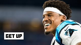 Cam Newton's production, competitive nature on par with Hall of Famers - Dan Orlovsky | Get Up