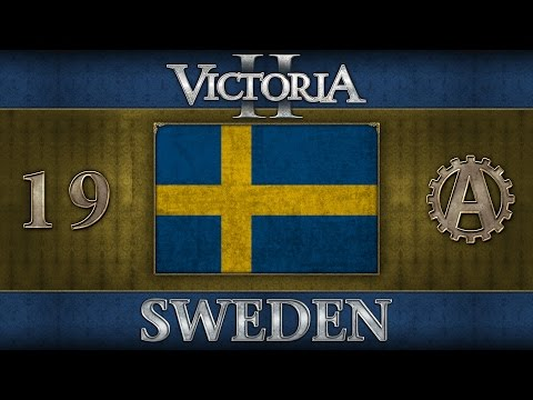 Victoria 2 Lets Play Sweden 19