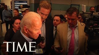 Obama Won't Endorse His Former Vice President Joe Biden (At Least For Now) | TIME