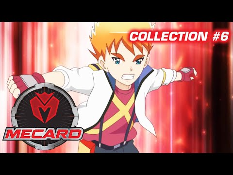 Mecard Full Episodes 41-48 | Mecard | Mattel Action!