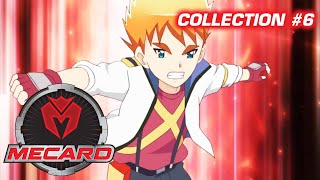 Mecard Full Episodes 41-48  Mecard  Mattel Action