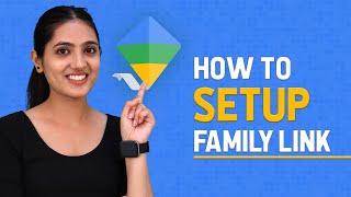 How to Set Up Family Link   Google's Parental Controls App Step By Step Tutorial screenshot 1
