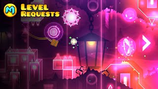 NEW FAVOURITE LEVEL - Geometry Dash Level Requests