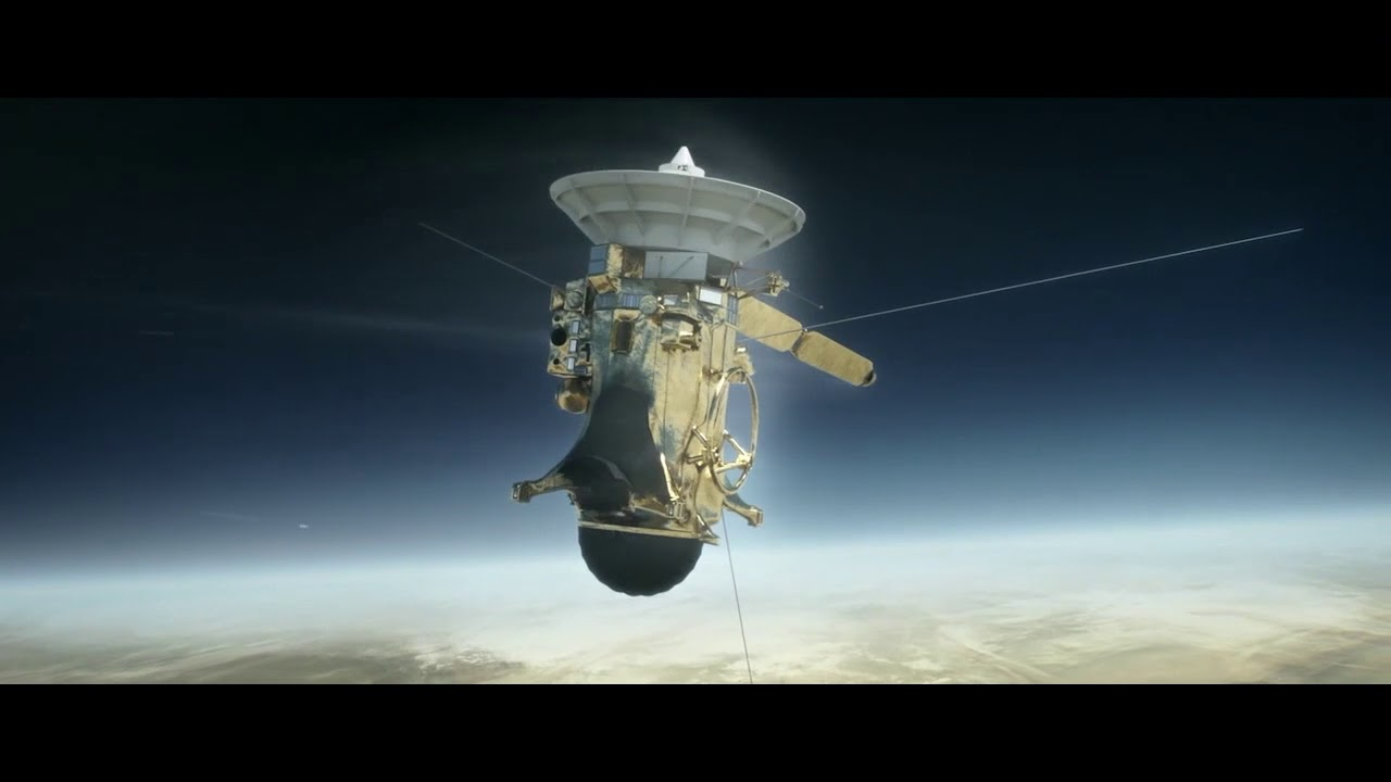 Cassini End of Mission Commentary - YouTube