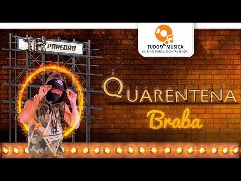 Jr Paredão - Quarentena Braba - (Lyric Video) - Lançamento 2020