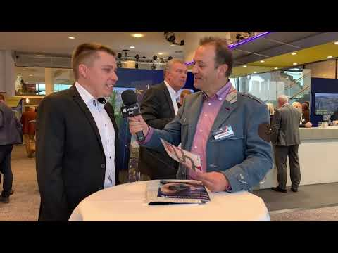 Stefan Bernsteiner | Advanced Development Electric/Electro bei Magna Steyr | lanmedia Business Talk