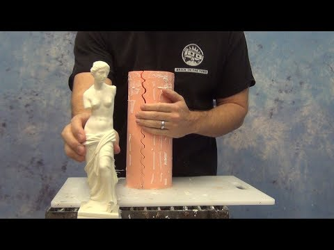 Resin Casting Tutorial: Patching Air Bubbles In Resin Parts