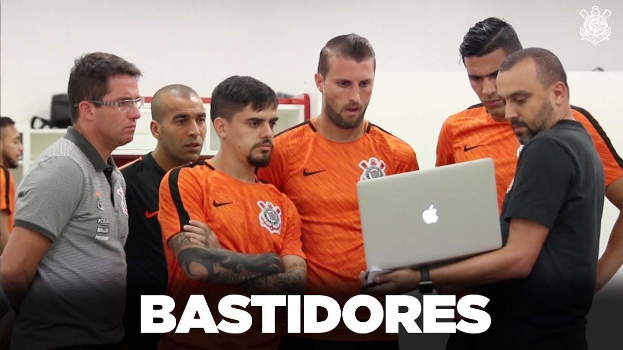 Bastidores Independiente 0x1 Corinthians Libertadores 2018