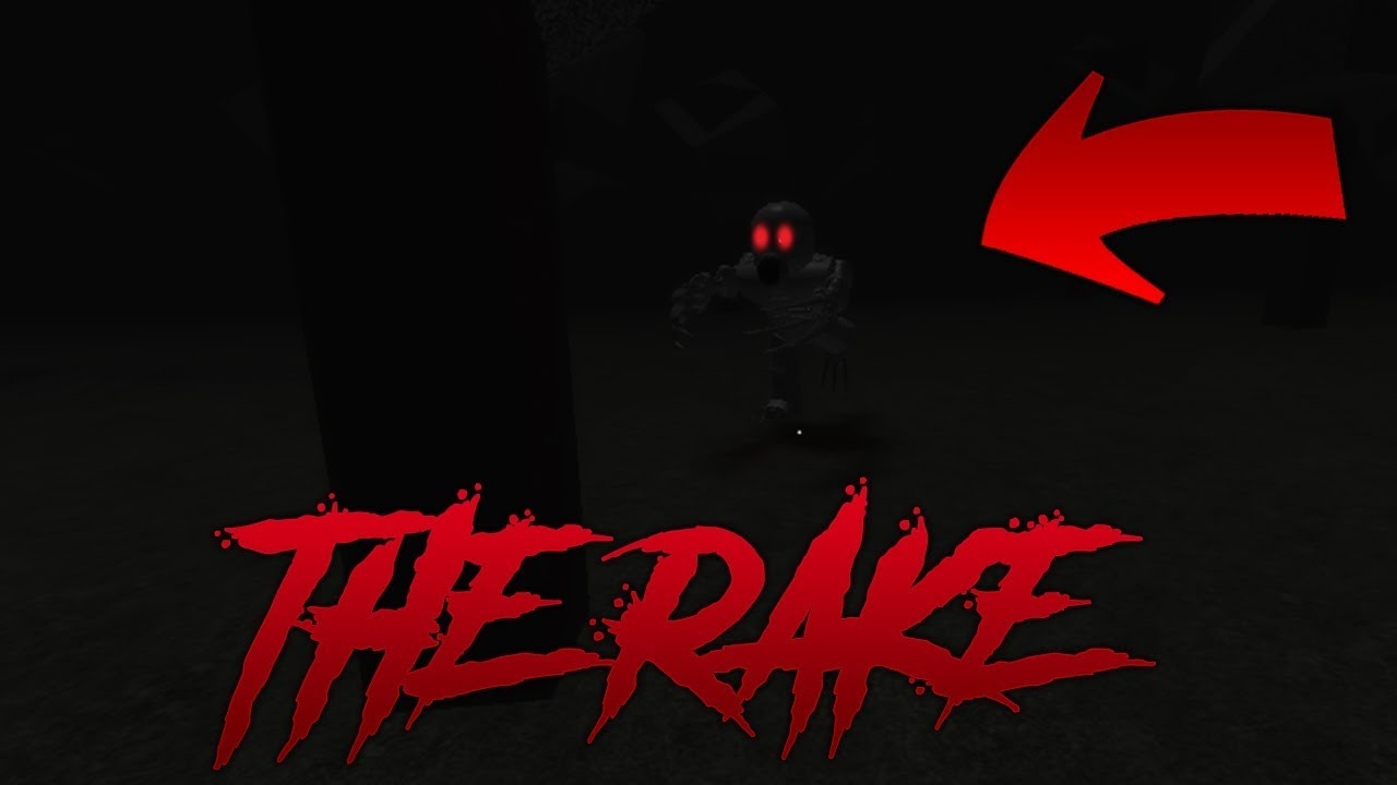 Playing The Scariest Game In Roblox The Rake Roblox - roblox the rake classic edition controls