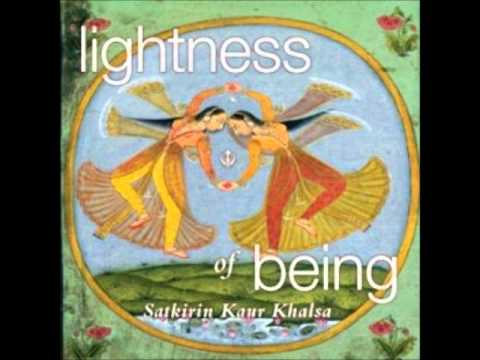 Magic Mantra-reverse negative to positive - Ek Ong Kar Satgur Pras (Lightness of Being)