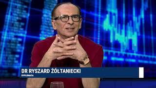 DR RYSZARD ŻÓŁTANIECKI - ONZ - ROSNĄCA POPULACJA, MIGRACJE, BLISKI WSCHÓD