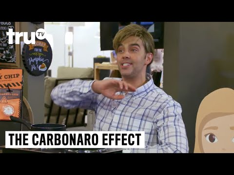 The Carbonaro Effect - No-Slip Tray Defies Gravity (Extended Reveal) | TruTV