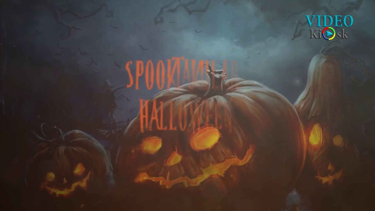 Halloween Greetings Video - FREE Download from VideoKiosk. Happy Halloween 2017 - YouTube