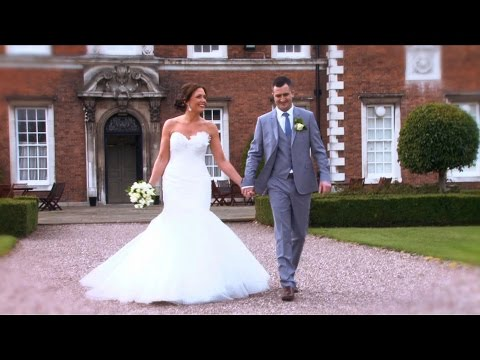 GOSH! Weddings- beautiful, natural wedding videos | Cheshire videographer
