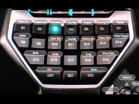 G13 gamepad