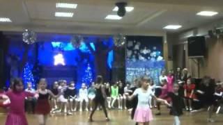 Открытый урок бальных танцев с моим участием