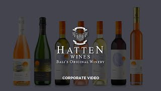 Hatten Wines | Corporate Video | Videographer