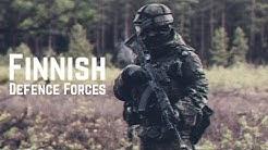 Puolustusvoimat • Finnish Defence Forces