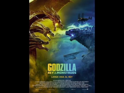 Godzilla: King of the Monsters 2019 Full Hindi Movie Download Dual Audio  HDRip 720p