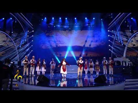 "Grupi ""Mirditës"" & Tone & Mark Gjoka - Kolazh Mirditor, 100 VJET MUZIKE"