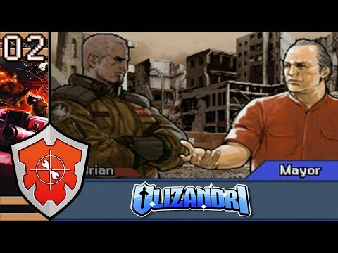 Advance Wars: Dark Conflict - Bandit Camp Raid, Mayor's Choice, A New Ally - Episode 2