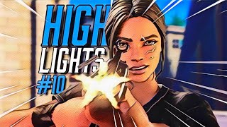 HOW DID I GET HERE • @FA - Highlights #10 por Fujii899 • FORTNITE MONTAGE