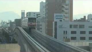 西鉄イベントついでにこれまた撮影。北九州モノレールの動画です。 Kita...