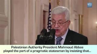 When Palestinian Doublespeak Flies Under the Media Radar