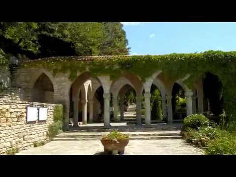 Travel Bulgaria 2017 Balchik Botanical Garden of Eden
