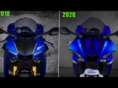 Yamaha R1 và R1M 2020 lộ diện tại VN với mức giá hợp lý
