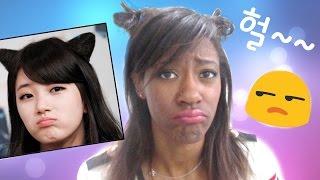아이돌 헤어스타일 따라하기 - 실패실패실패!! Recreating UNIQUE K-Pop Hairstyles! thumbnail