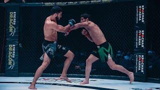 ACA 117: Леонардо Лимбергер vs. Джихад Юнусов | Leonardo Limberger vs. Dzhihad Yunusov