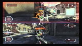 Conduit 2 Wii - Splitscreen Match #1 (07-05-11)
