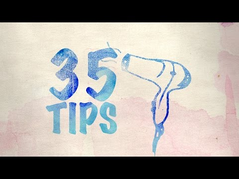 35 Killer Blow Dry Tips By Eric Fisher