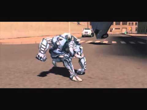 Прохождение игры Spider-man 2 [Побег носорога]