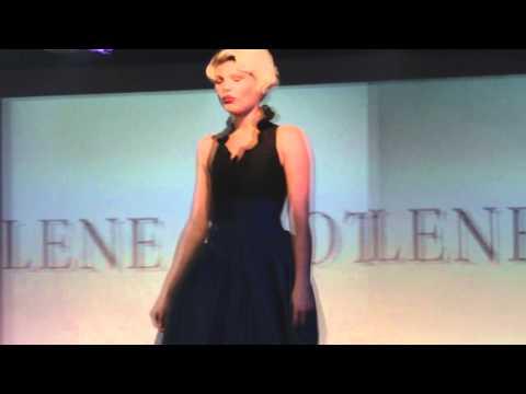 Sara Lynn Performing at FMA Week (Featuring Malene Grotrian Fashions)