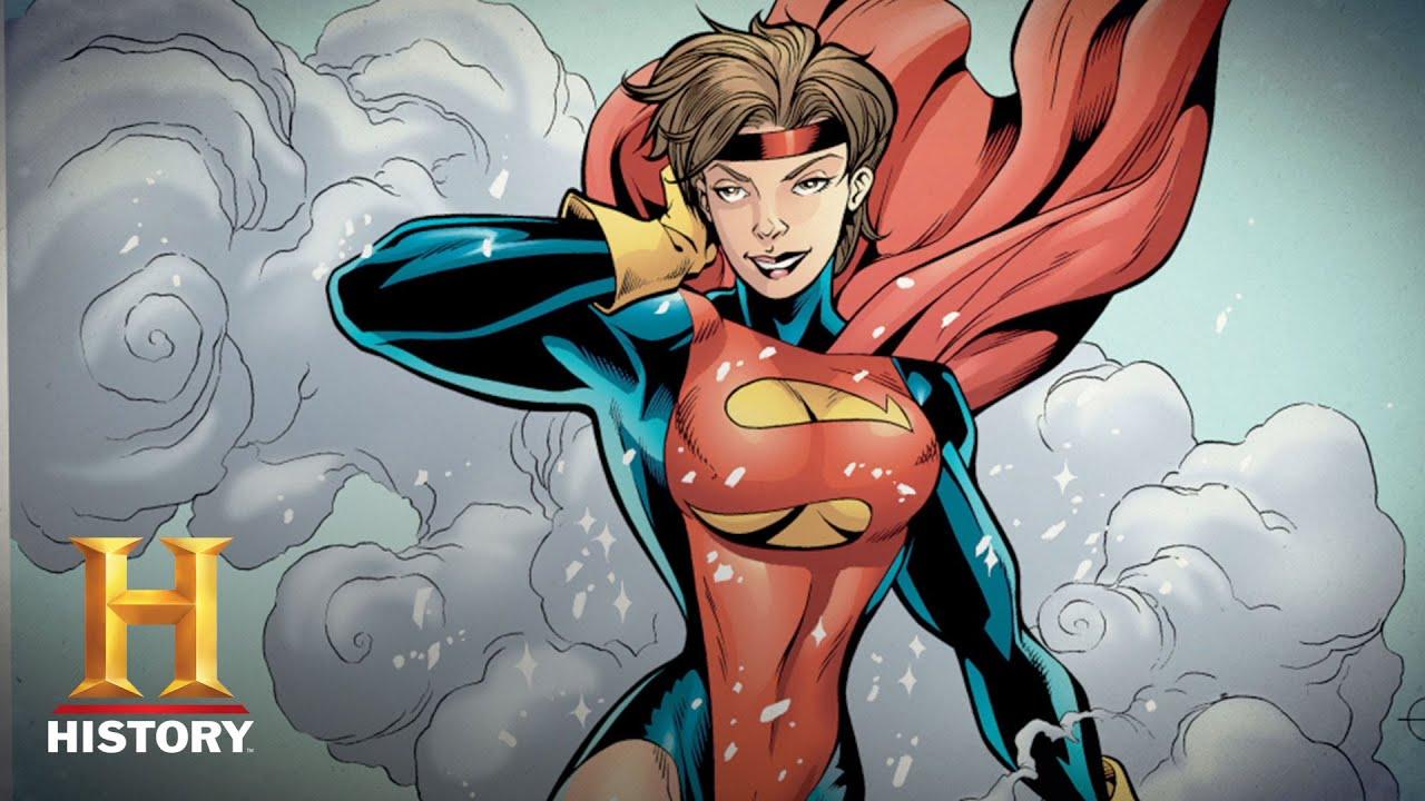 Sexualized female superheroes