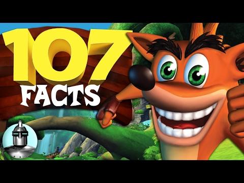107 Crash Bandicoot Facts | The Leaderboard
