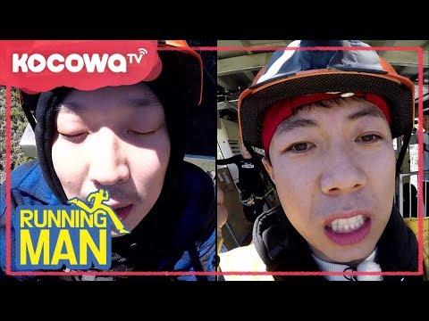 [Running Man] Ep 379_Running Man went to NZ Nevis Swing