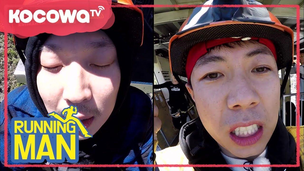 1d964a3e0960f [Running Man] Ep 379_Running Man went to NZ Nevis Swing. KOCOWA TV