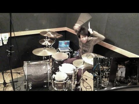 Emmure - A Gift A Curse(Drum Cover by Charee Virapong ) mp3