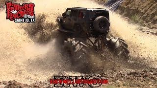 FIREBALL JEEP WINS THE BOUNTY HOLE AT REDNECKS WITH PAYCHECKS OFFROAD 2018!!!