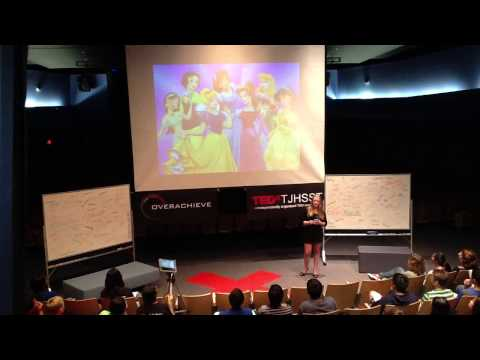 Happily ever after -- why Disney princesses are more successful than me | Carolyn Ours | TEDxTJHSST