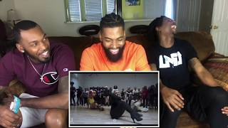 Aliya Janell Choreography - Backin It Up | Pardison Fontaine [REACTION]