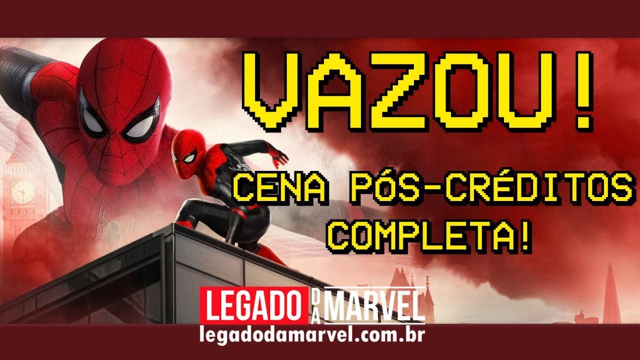 CUIDADO! VAZOU VÍDEO DO FINAL DE HOMEM-ARANHA: LONGE DE CASA! | Marvete News #373