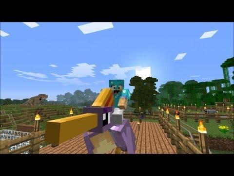 Minecraft Dinosaurs - Part 41 - Ride the Pterosaur!